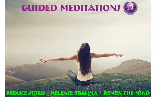 GUIDED MEDITATIONS BOX